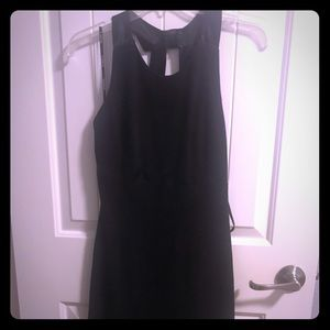 The perfect black little dress